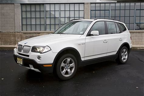 2008 bmw x3 review 2008 bmw x3 3 0si bmw luxury compact suv review