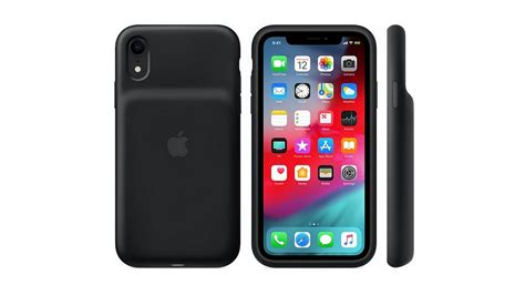 apple launches smart battery cases for iphone xs xs max and xr at 129 technology news firstpost