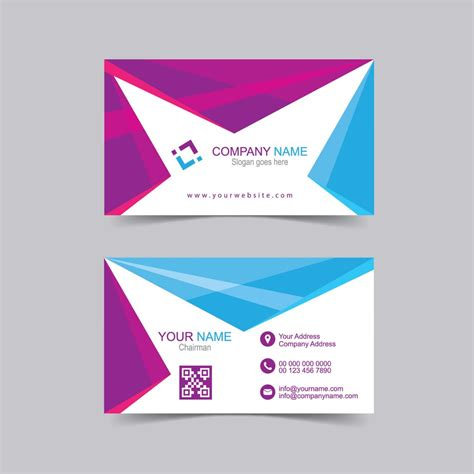 sle visiting card templates visiting card vector template free wisxi
