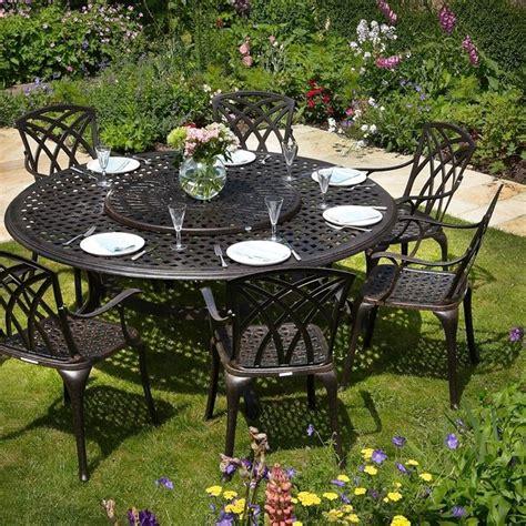 tavoli rotondi da giardino sedie da esterno tavoli da giardino scegliere le sedie