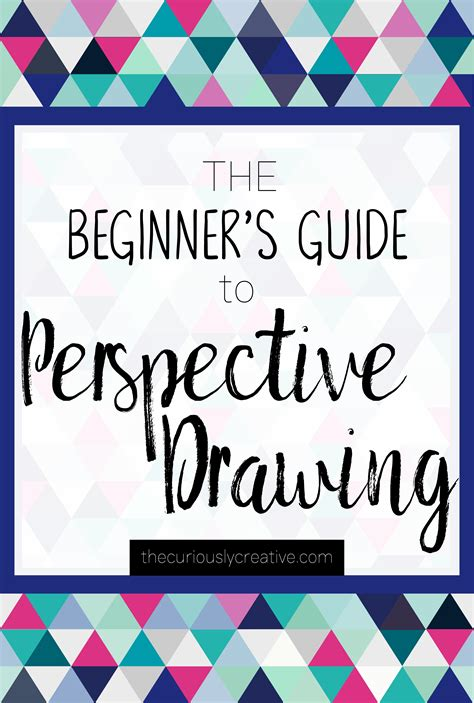 the beginner s guide to perspective drawing the