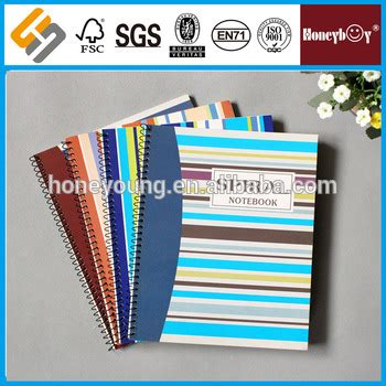 New Promotion School Notebook Spiral Notebook Shanghai - sale pages custom printed spiral notebook for middle