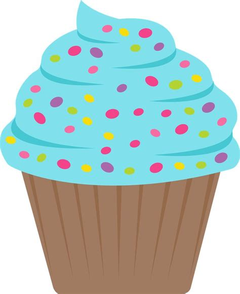 Best 25+ Cupcake clipart ideas on Pinterest | Gift vector ... Free Clipart Cupcakes