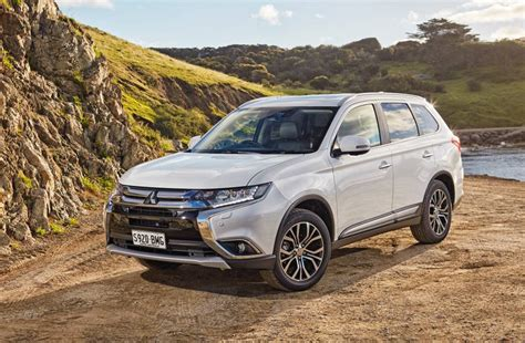 mitsubishi outlander 2017 mitsubishi outlander on sale in australia from