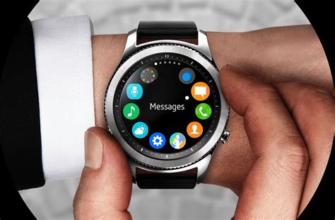 samsung gear s3 smartwatch likely to see market release in november