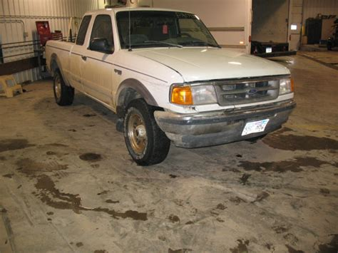 1997 ford ranger automatic transmission 19965008