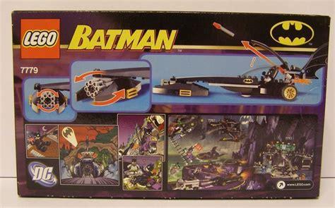 Lego Batman 7779 lego batman 7779 batman dragster pursuit