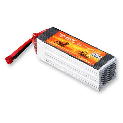 battery rc boats for sale 6s 22 2v 45c 3300mah lipo battery pack deans for rc car