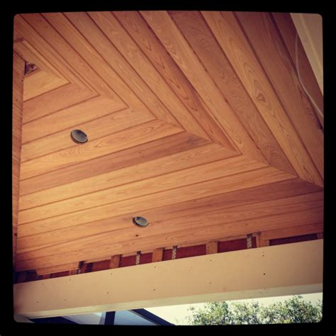 Hip Roof Vaulted Ceiling T G Vaulted Hip Ceiling Carpentry Picture Post