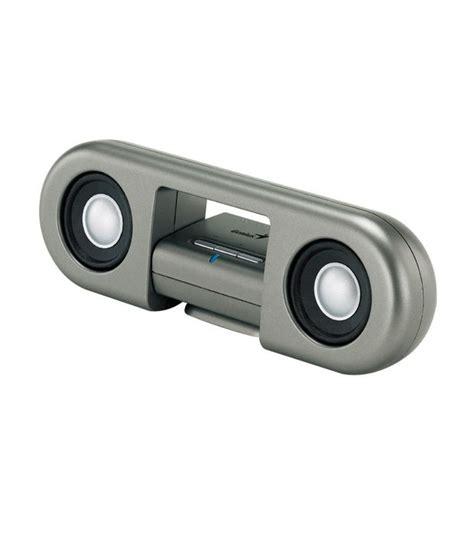 Stereo Usb Speaker Genius Colorful genius sp i205u usb 2 0 speakers buy rs 749 snapdeal