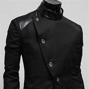 Thelees mens casual fantastic design slim fit jacket blazer coat