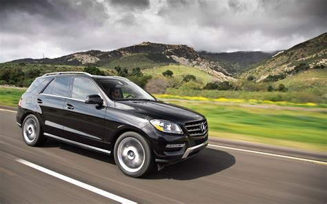 test 2013 mercedes ml350 bluetec 4matic