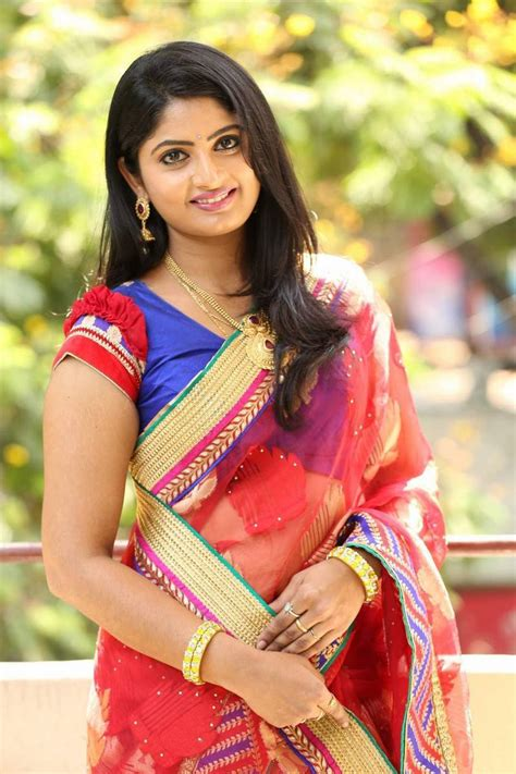 telugu actress mounika serial actress mounika latest photos lovely telugu