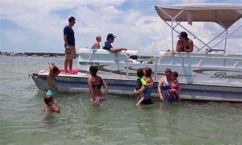 madeira beach boat rental more sandbar jaohns pass bild fr 229 n ta bay boat