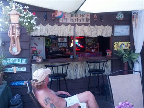 Our Backyard Pub 1000 Images About Tiki Bar Patio Ideas On