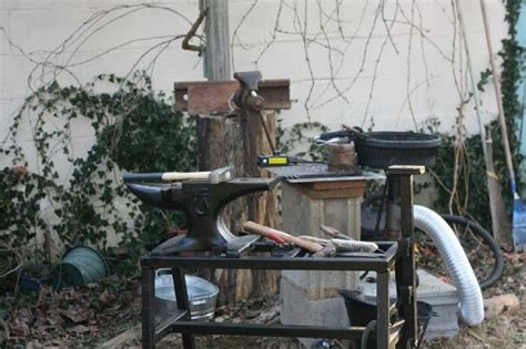 backyard blacksmith forge backyard forge 28 images l r wicker design 187 forge