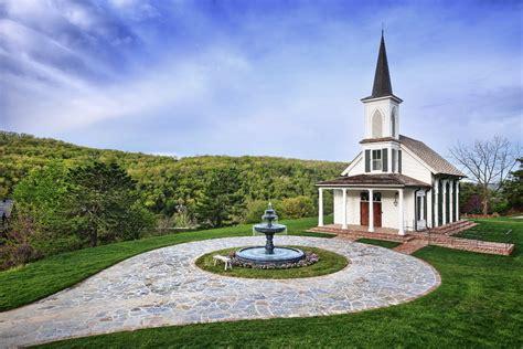 Garden Chapel Big Cedar Lodge Big Cedar Weddings