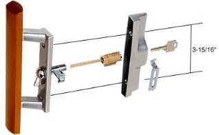 sliding glass door handle with key lock wood aluminum keyed internal lock sliding glass door