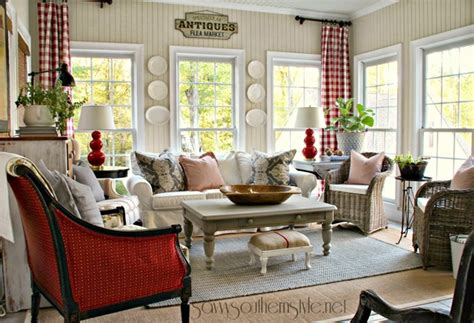 southern country home decor charming home tour savvy southern style town country