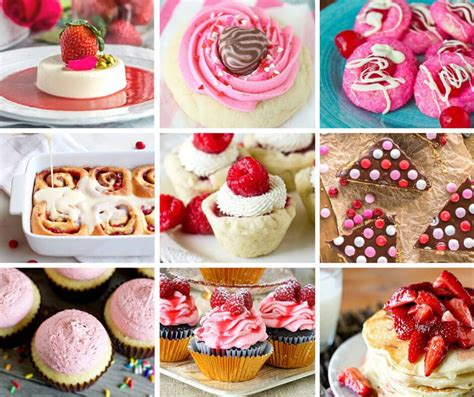valentines day recipes 53 pink and s best s day recipes tastes of