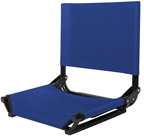 fill a seat dallas reviews stadium seat by cascade mountain tech royal blue