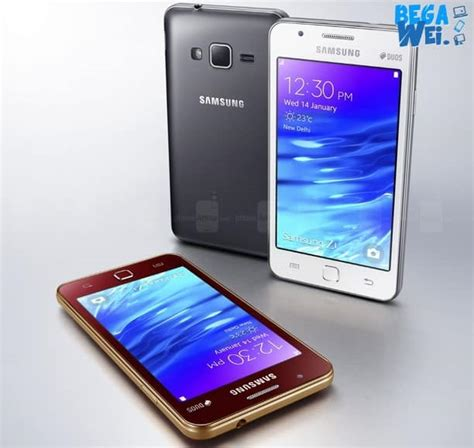 Hp Samsung Terbaru Z1 spesifikasi dan harga samsung z1 begawei