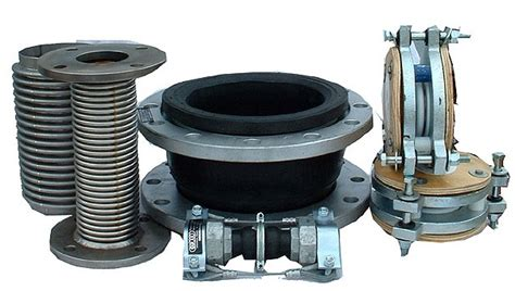 Plumbing Expansion Joint by Types Of Pipe Expansion Joints Expansion Bellows