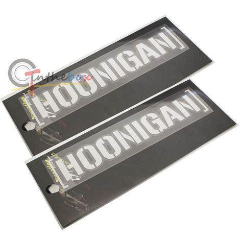 hoonigan stickers on cars popular hoonigan sticker buy cheap hoonigan sticker lots