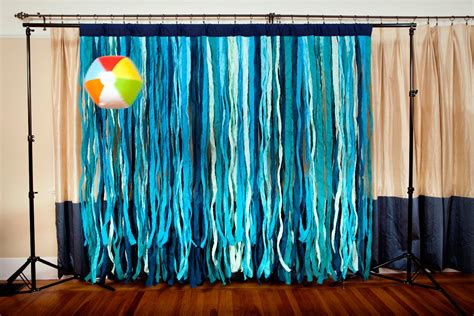 backdrop design for photo booth shades of blue fabric photo booth backdrop