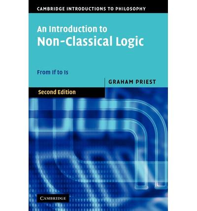 an introduction to mathematics classic reprint books an introduction to non classical logic graham priest