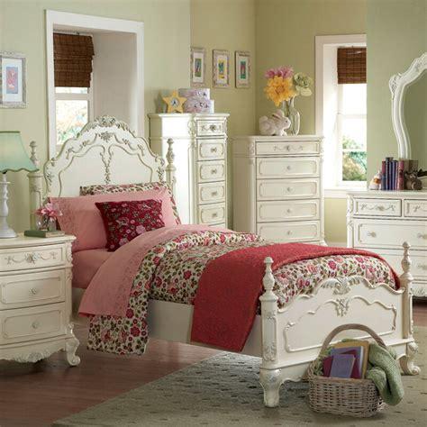 cinderella victorian twin full queen antique ecru  white cherry girl wood bed ebay