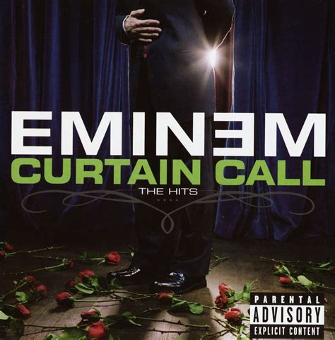 eminem curtain eminem curtain call the hits 2005 jpg