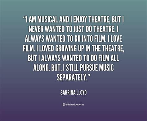 musical theater quotes quotesgram