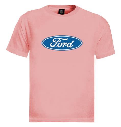 shirt design logo maker ford t shirt car maker licensed sign logo
