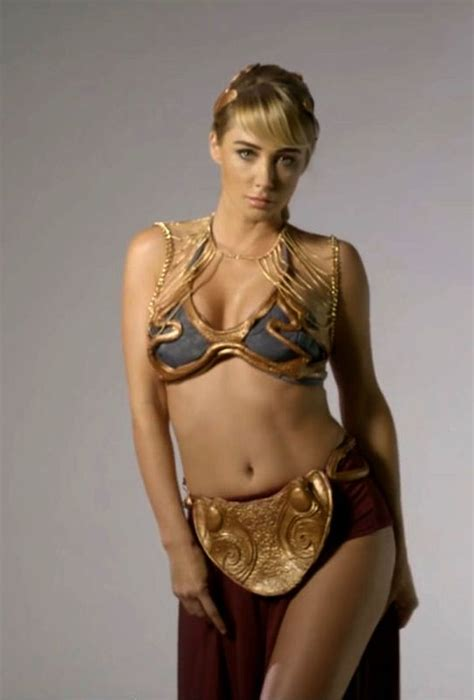 star wars leia princess 1405288906 sara underwood as leia slave leia cosplay princess leia and cosplay