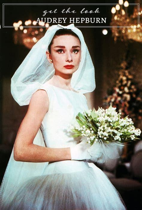 Wedding Hair Hepburn by Get The Look Hepburn Wedding Dress Grace