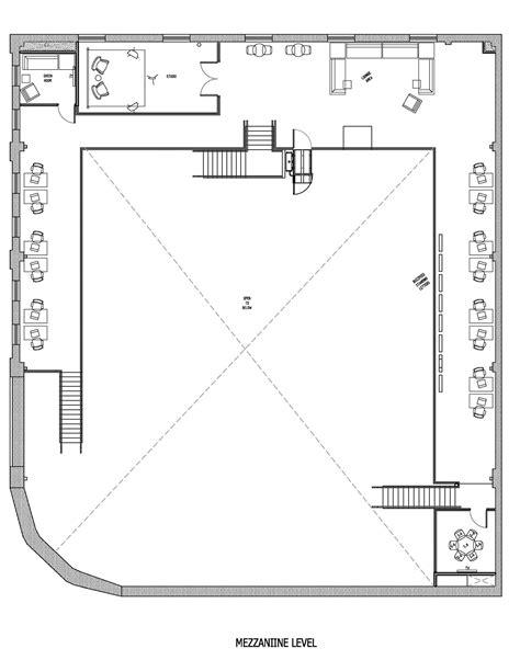 office floor plan sles gallery of buzzfeed la office jidk 19