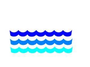 wave pattern svg cartoon waves clip art cliparts