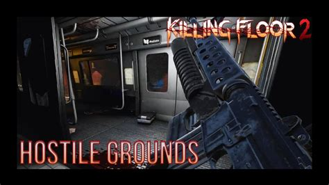killing floor 2 gameplay map hostile grounds perk