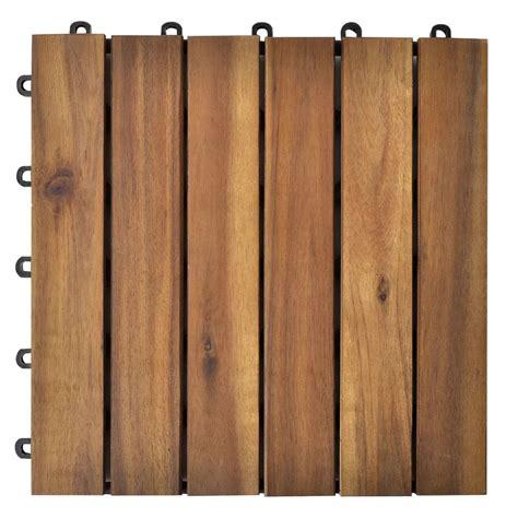 fliese 10 x 30 der 10 x fliese aus akazienholz 30 x 30 cm vertikales