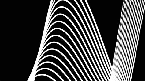 black and white graphic wallpaper abstract cgi motion graphics and animated background of