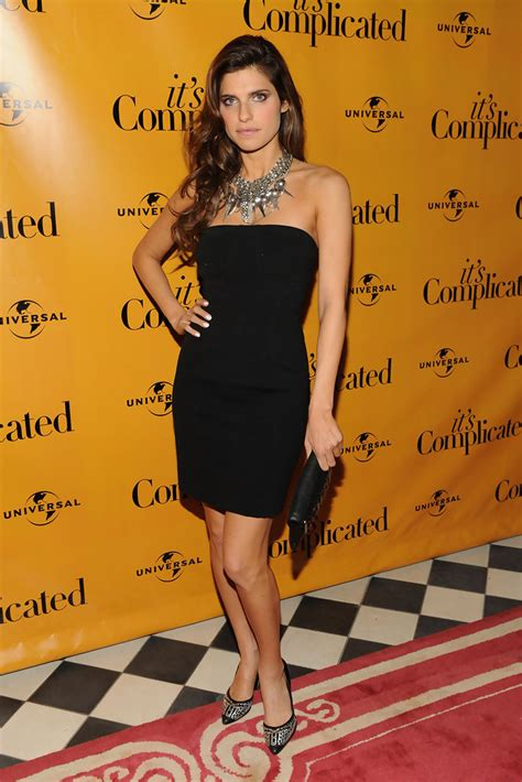 Style Lake Bell by Lake Bell Studded Heels Lake Bell Looks Stylebistro