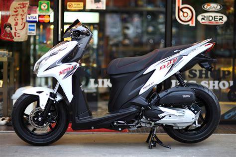 Aksesoris Motor Velg Racing New Blue Mio Xeon Mio J Mio Gt Beat Vario aksesoris motor matic khusus new honda vario 125 fi