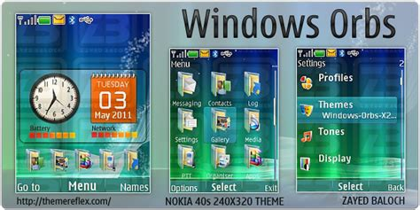 microsoft themes nth s40 themes 240 x 320