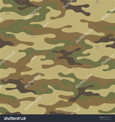 camo pattern vector illustrator seamless camouflage pattern khaki texture vector stock