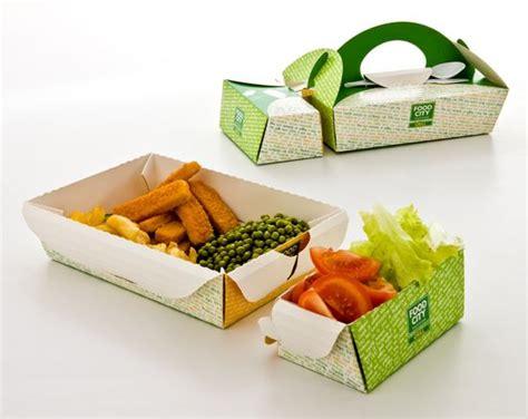 design dus makanan modular fast food packaging the dieline packaging