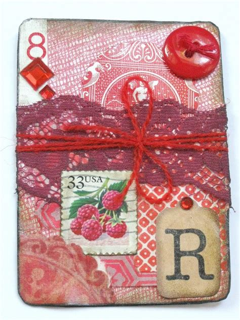 things to make with cards 5 ways to upcycle cards crafting a green world