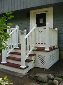 Front House Stairs Design Jp Works Westford Ma Stair And Landing Remodeling And Renovation
