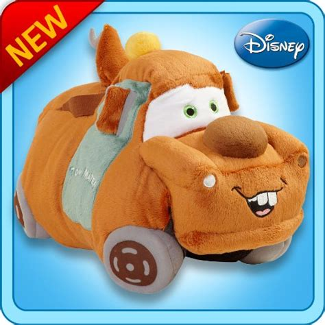 Mater Pillow Pet by Pillow Pets Authentic Disney Cars 18 Quot Tow Mater Folding Pl