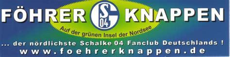 Schalke 04 Aufkleber F Rs Auto by F 214 Hrer Knappen E